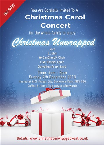 Christmas Unwrapped flyer -1